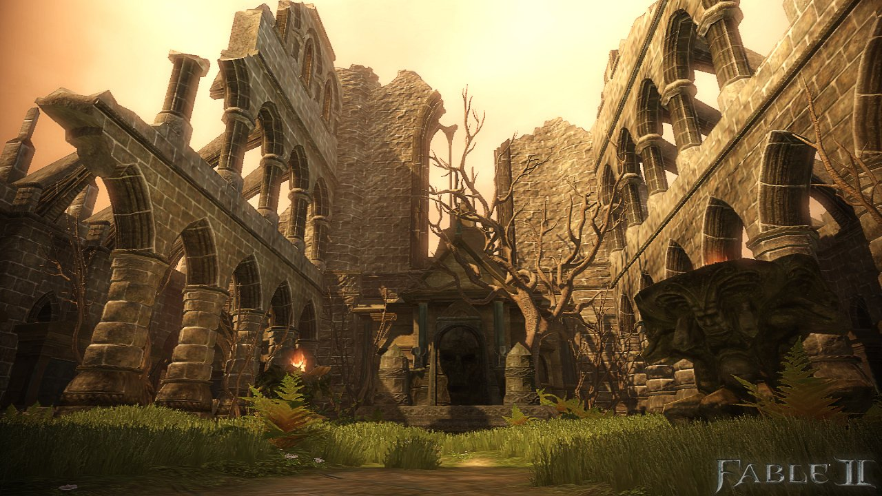Fable II: See The Future DLC Announcement, Screenshots #6981