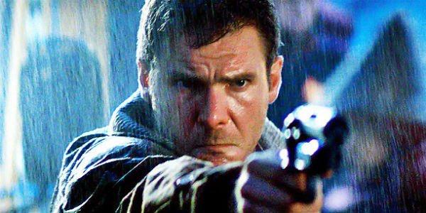 Harrison Ford as Rick Deckard in the original Blade Runner