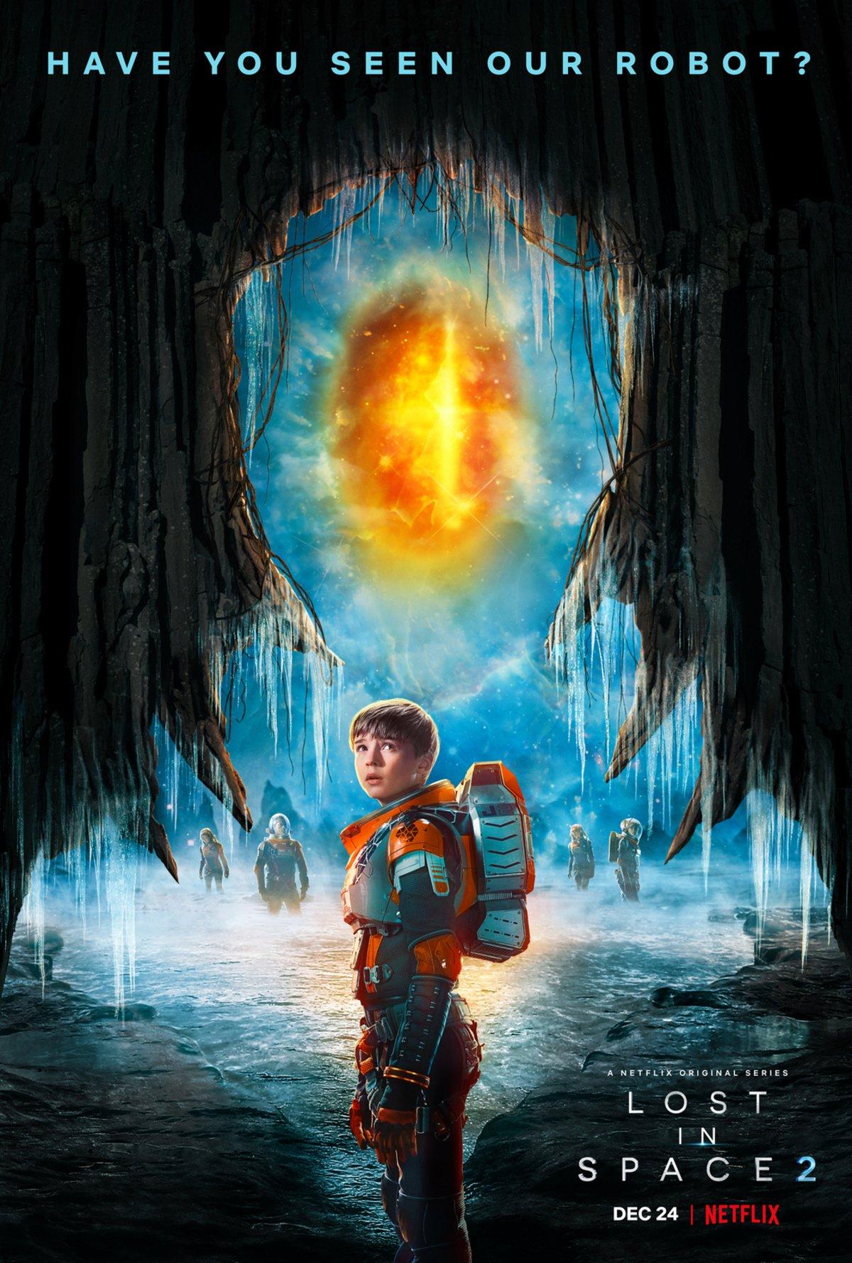 Lost in Space Will Robinson Maxwell Jenkins Netflix