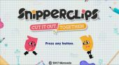 Watch First Footage From Nintendo's Snipperclips