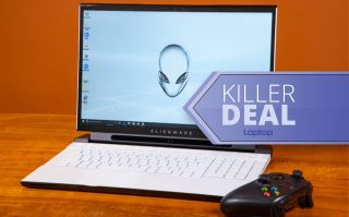 Alienware m17 R2 Gaming Laptop