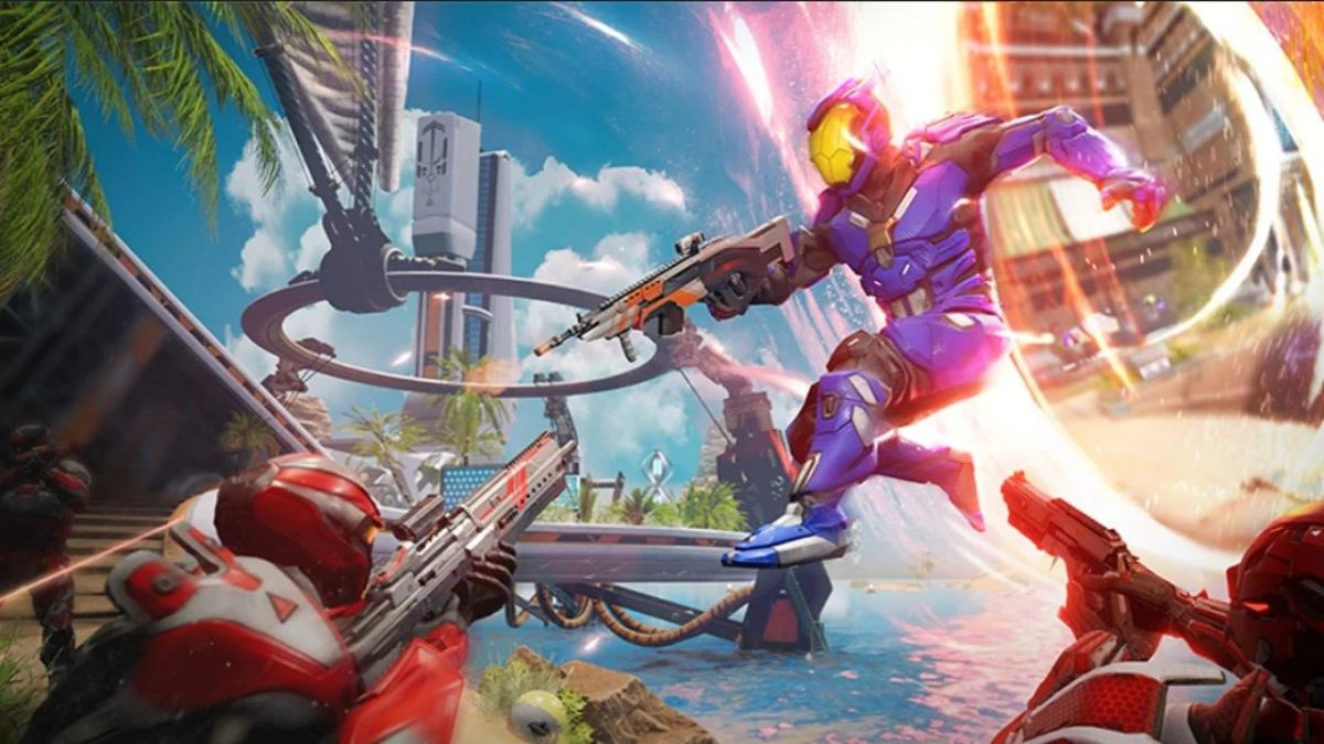 Splitgate dev wants to become 'the next Riot Games' following $100 million funding round