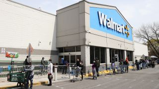Walmart introduces its 'Neighbors Helping Neighbors' program allowing shoppers to help more vulnerable customers