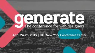 8fcf3bb63ff6 Win tickets to generate NYC  The top event for web designers ...