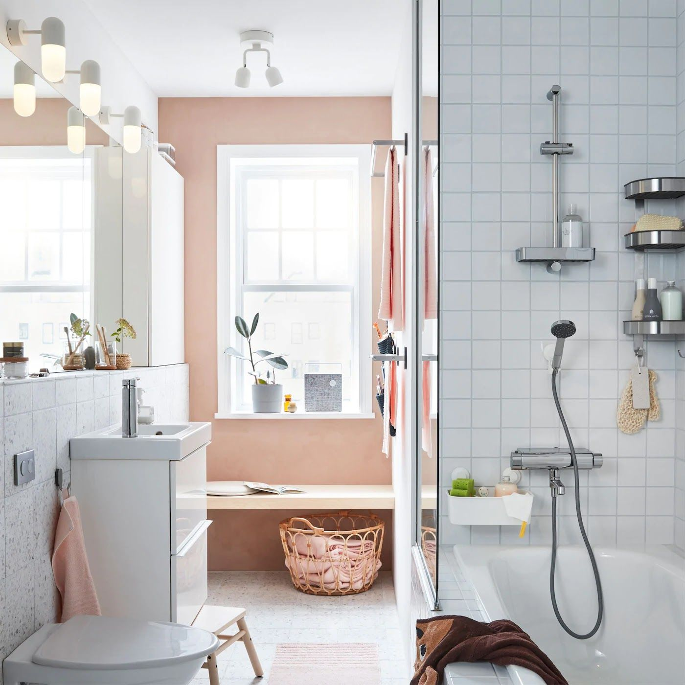 Bathroom lighting ideas: 19 ways to banish gloom from your room