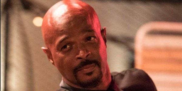 Damon Wayans in Lethal Weapon Season 3