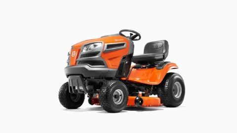 Husqvarna YTH18542 Riding Lawn Mower Review