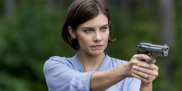 The Walking Dead Maggie Rhee Lauren Cohan AMC