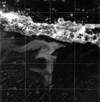 For centuries, sailors have told tales of huge swaths of ocean glowing on dark nights.