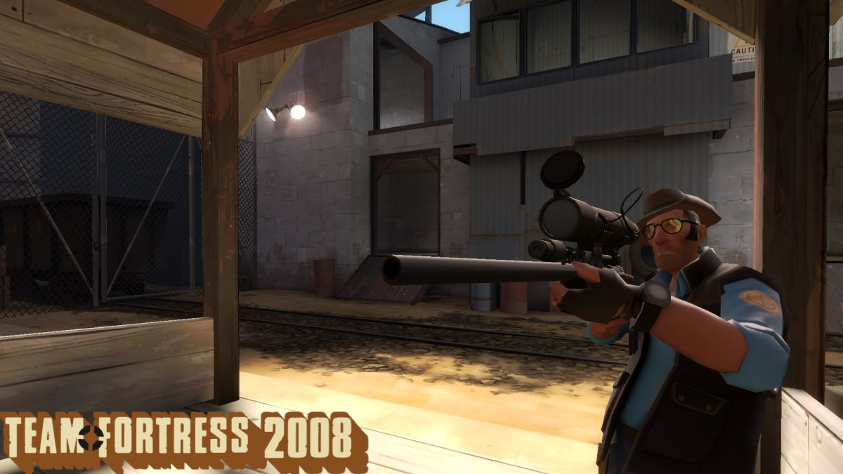 Team Fortress 2008 throwback mod Steam page removed (Updated