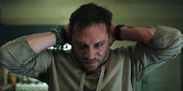 The Funniest Scene In Venom Was Completely Improvised By Tom Hardy Cinemablend