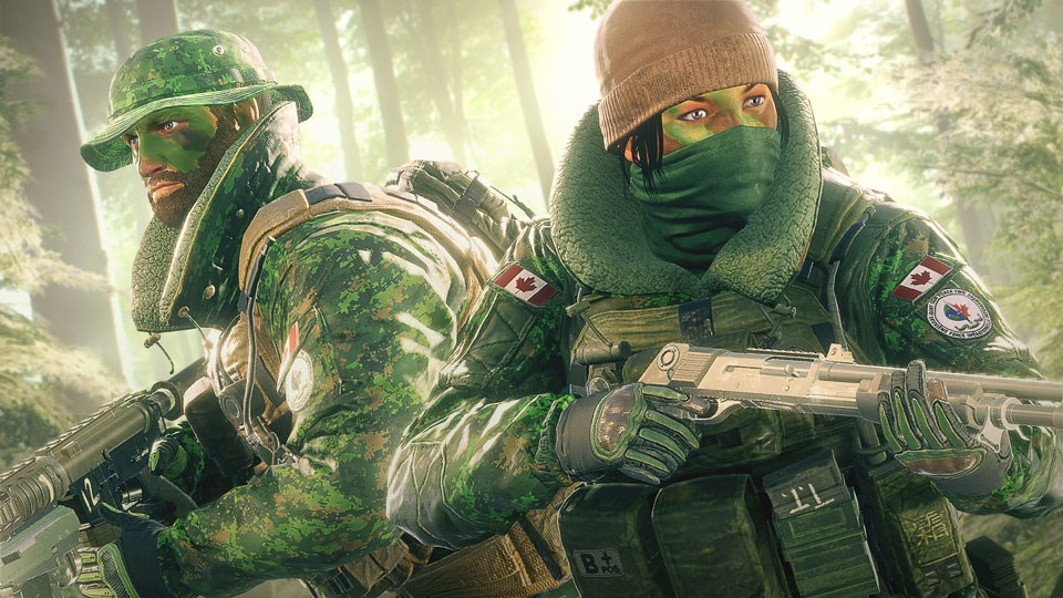 The best Rainbow Six Siege skins | PC Gamer
