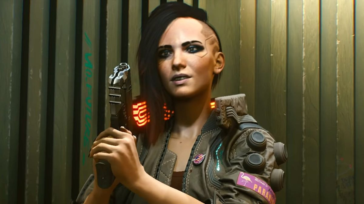 Cyberpunk 2077 romance options will be as deep as The Witcher 3 and much more broad