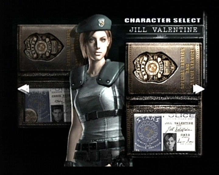 Here's all eight versions of the original Resident Evil