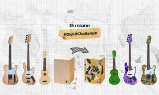 Thomann DIY kit challenge