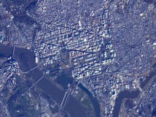 DC from international space station