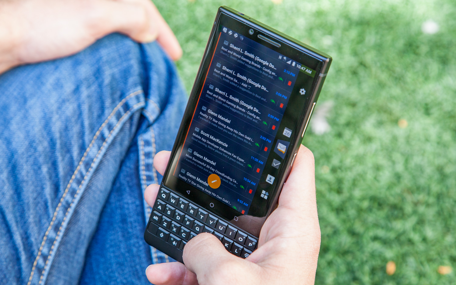 BlackBerry Key2 - Full Review and Benchmarks | Tom's Guide