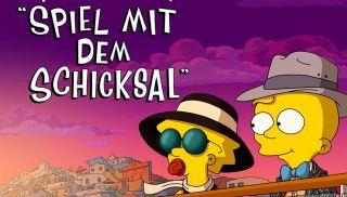 """Neu bei Disney Plus: Die Simpsons Kurzfilm """"Spiel mit dem Schicksal"""""""