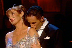 Strictly: Stephanie's out!