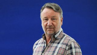 A picture of Peter Hook