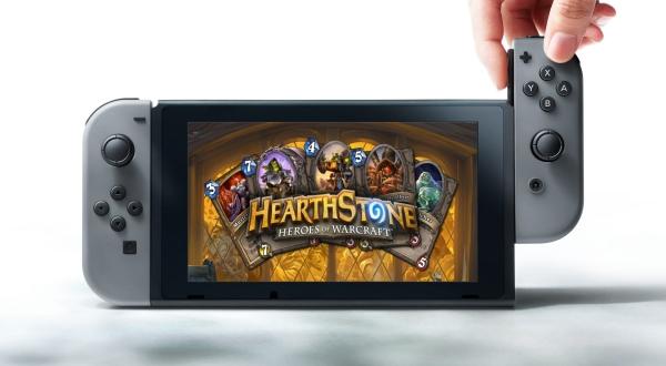 Nintendo Switch Hearthstone