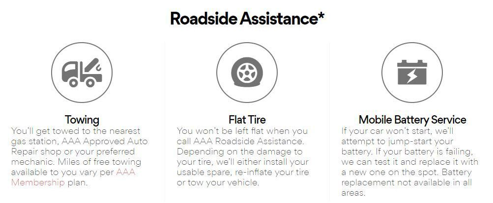 Aaa Towing Cost >> Aaa Roadside Assistance Plan Review Pros Cons And Verdict