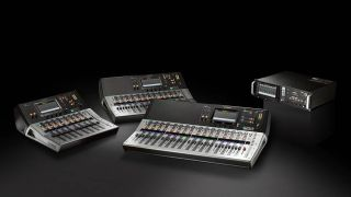 Yamaha Announces Update for TF Digital Mixers