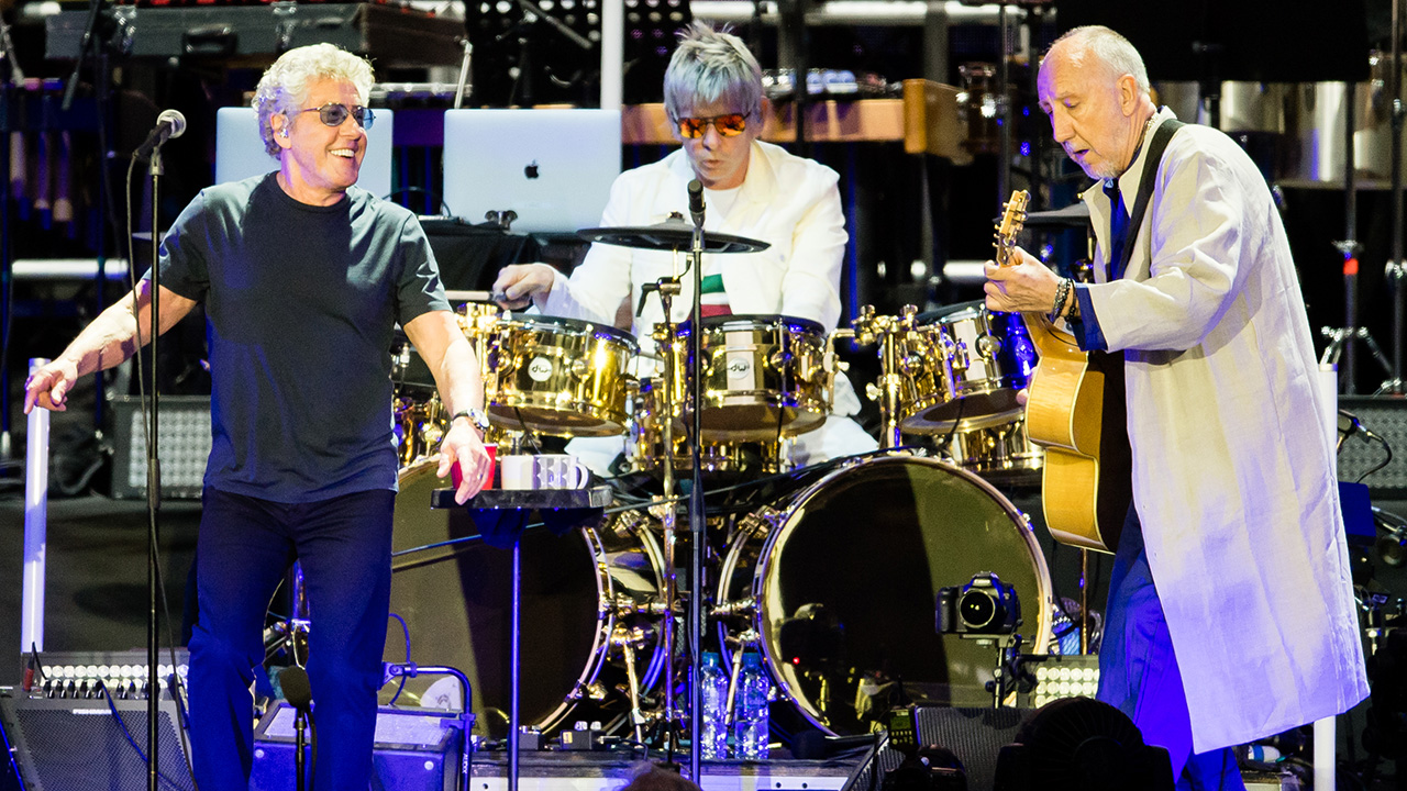 Watch The Who perform new song Hero Ground Zero live in London | Louder