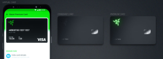 Razer Card Options