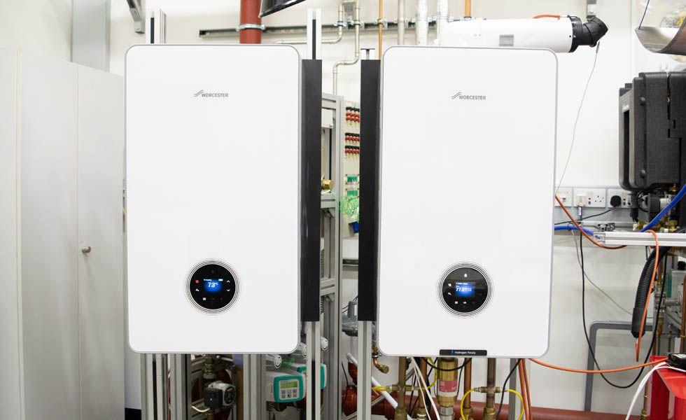 Worcester Bosch's Hydrogen Boiler Prototype Enters First Field Trial