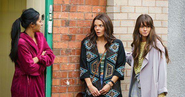 Alya Nazir, Kate Connor, Sophie Webster
