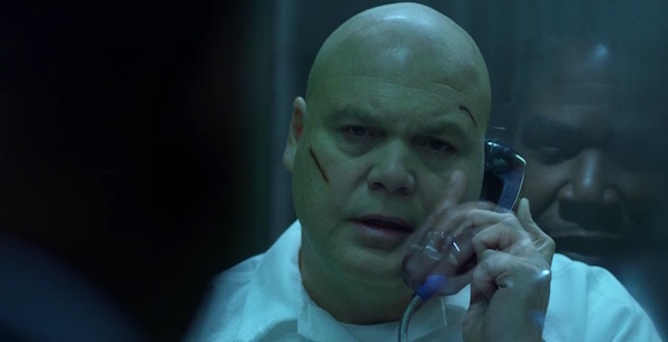 Vincent D'Onofrio The Defenders