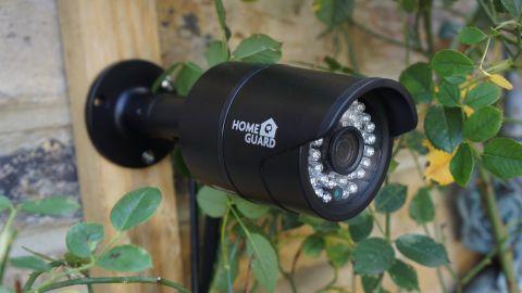 HomeGuard Wireless Full HD CCTV Kit