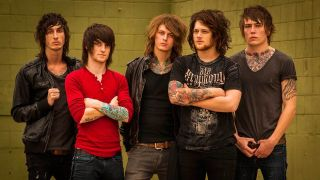 Asking Alexandria circa 2010