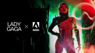 Lady Gaga issues $10,000 Adobe challenge