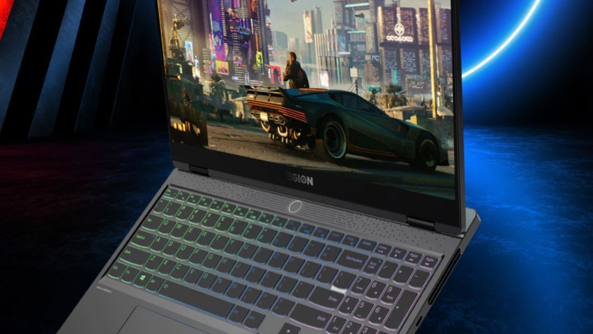 Save big on RTX 30-series laptops at Lenovo right now