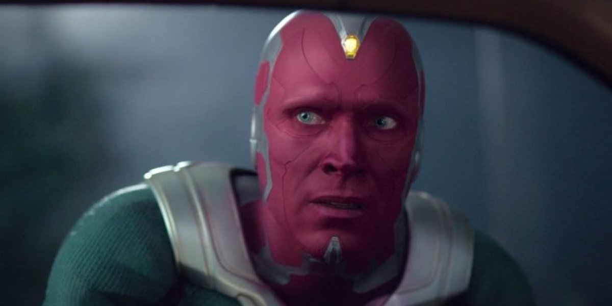 Paul Bettany is Vision