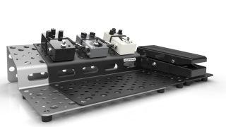 Holeyboard 123 Expandable Pedalboard