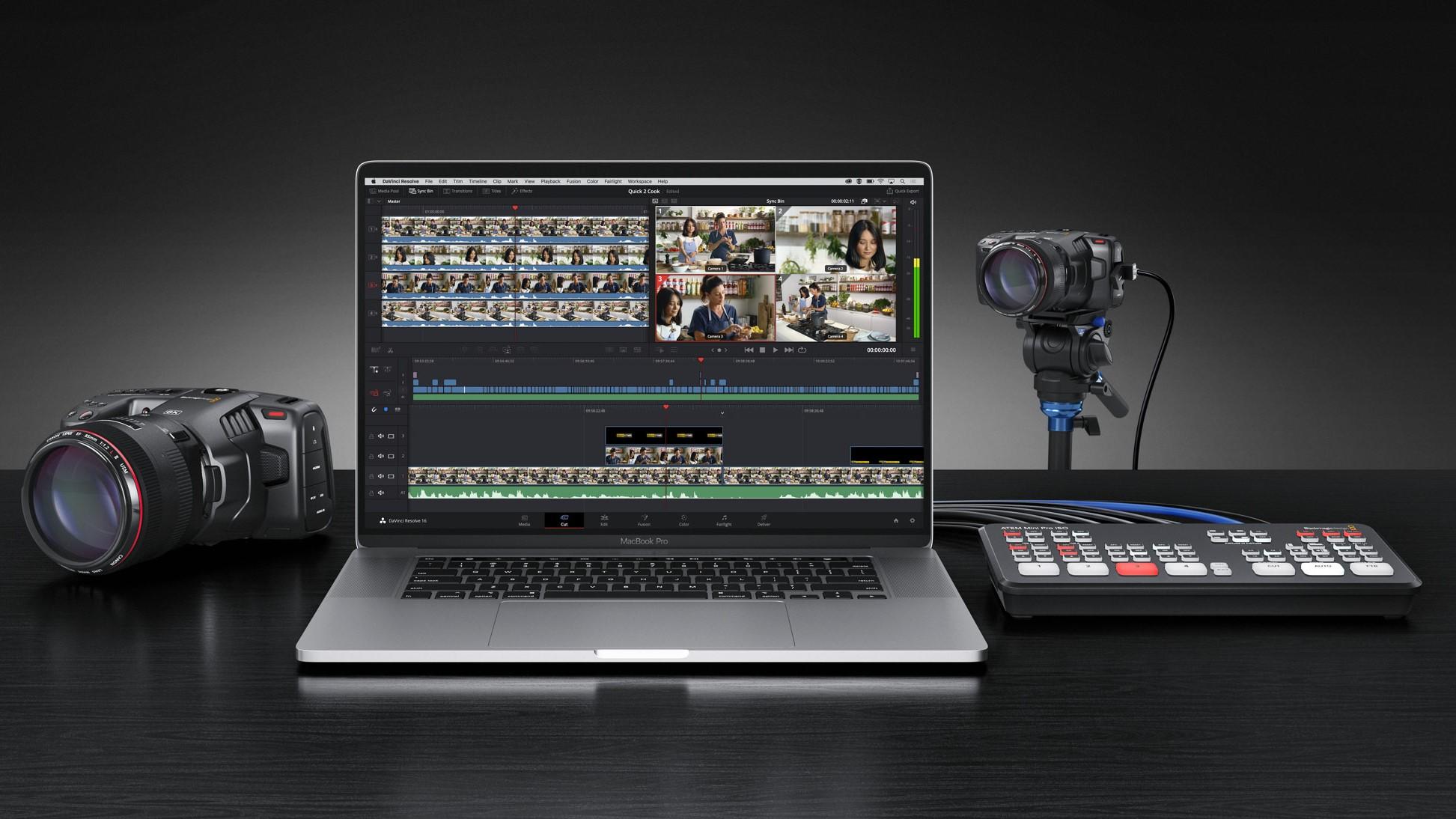 Blackmagic Announces Pair Of New Atem Products Tv Tech