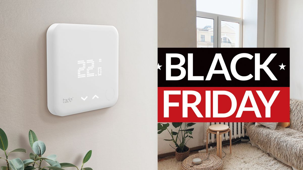 HALF PRICE Tado smart thermostats in Amazon's Black Friday deals