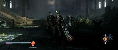 Final Fantasy Origin Strangers of Paradise impressions
