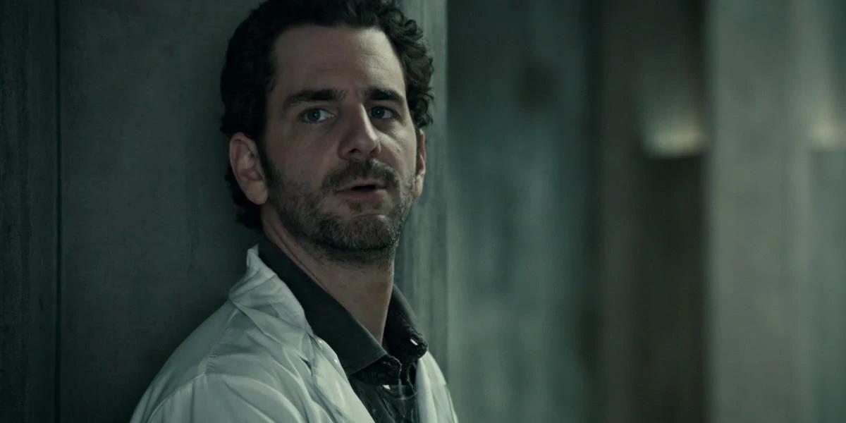 Aaron Abrams (Brian Zeller) in Hannibal