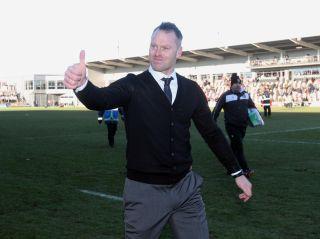 Newport County v Leeds United – Emirates FA Cup – Third Round – Rodney Parade