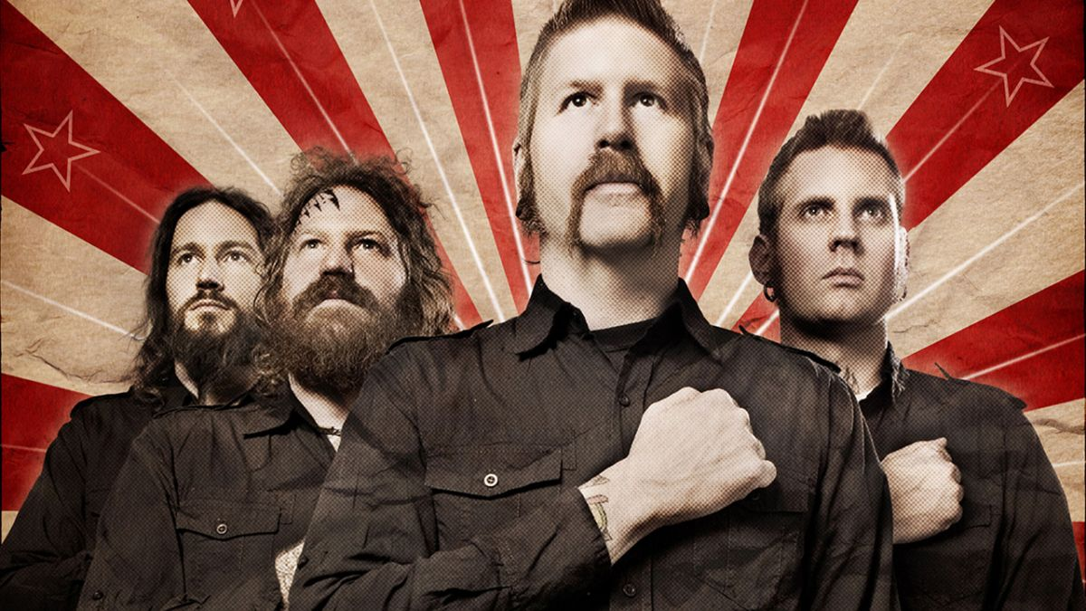 Mastodon have written a song for the new Bill & Ted film
