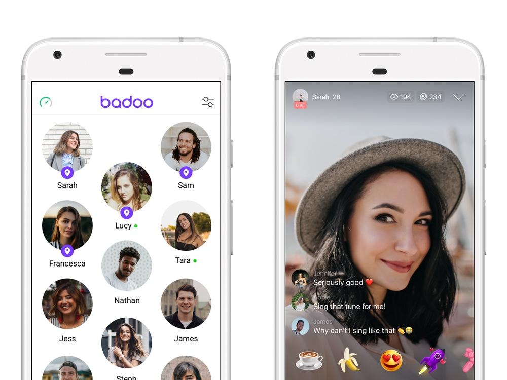 best dating apps Badoo