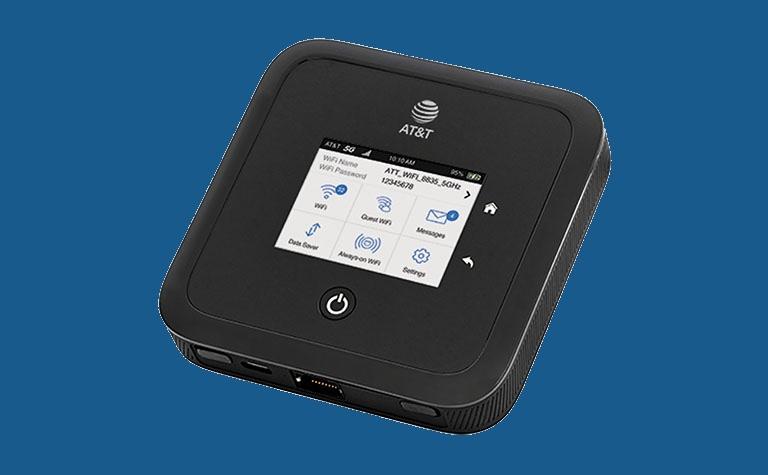 best mobile hotspot: Netgear Nighthawk 5G Mobile Hotspot Pro