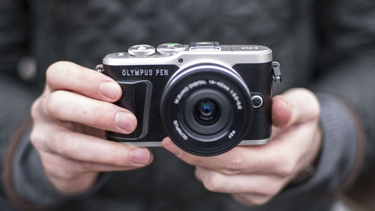 Olympus Pen E Pl9 Review Techradar