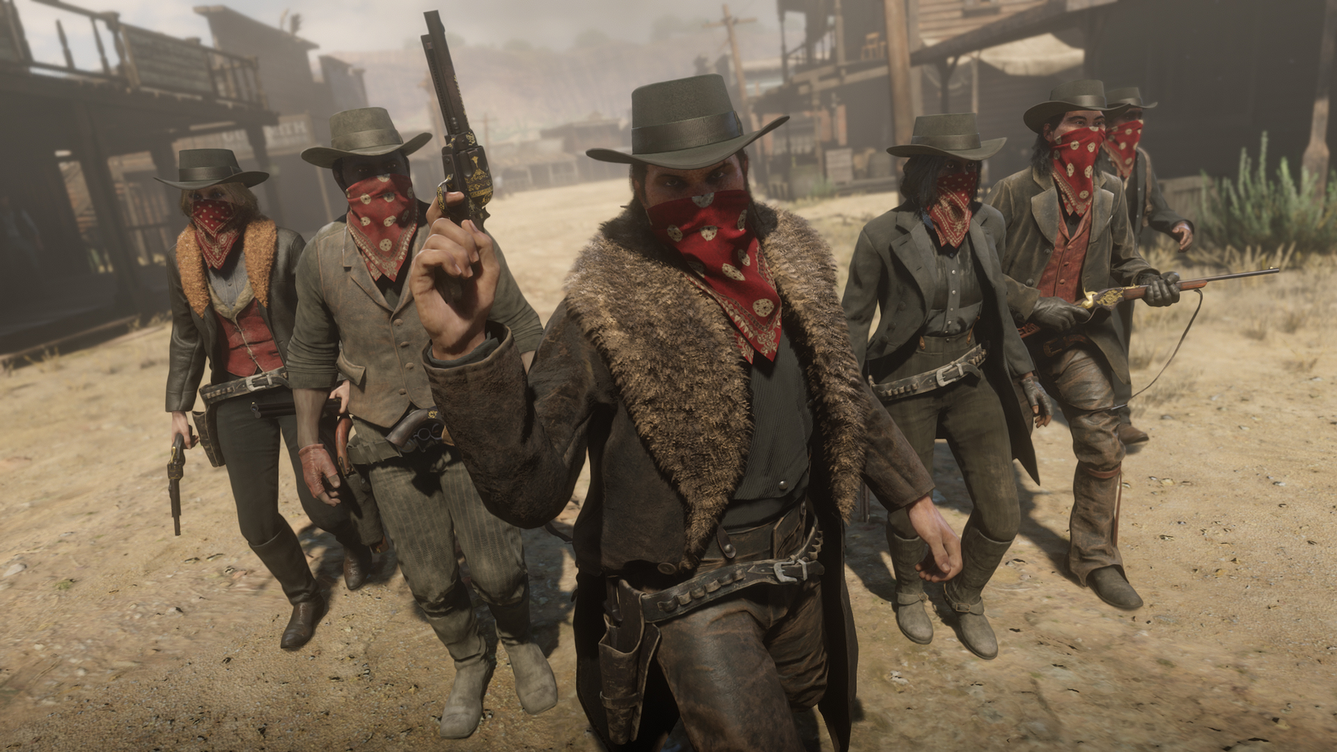 Red Dead Online reminds me of the glory days of DayZ   PC Gamer