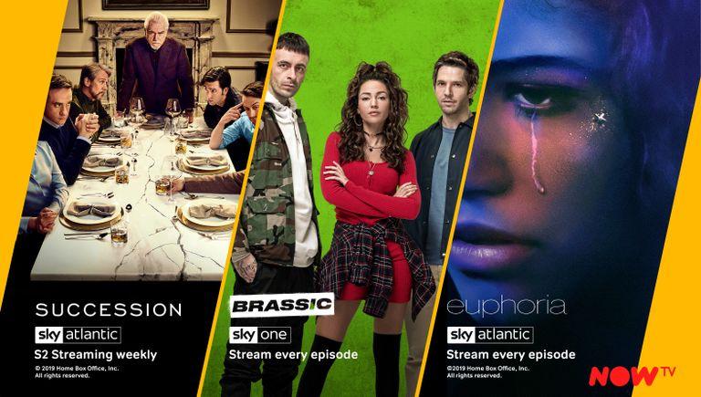 NOW TV Price Deal UK Discount