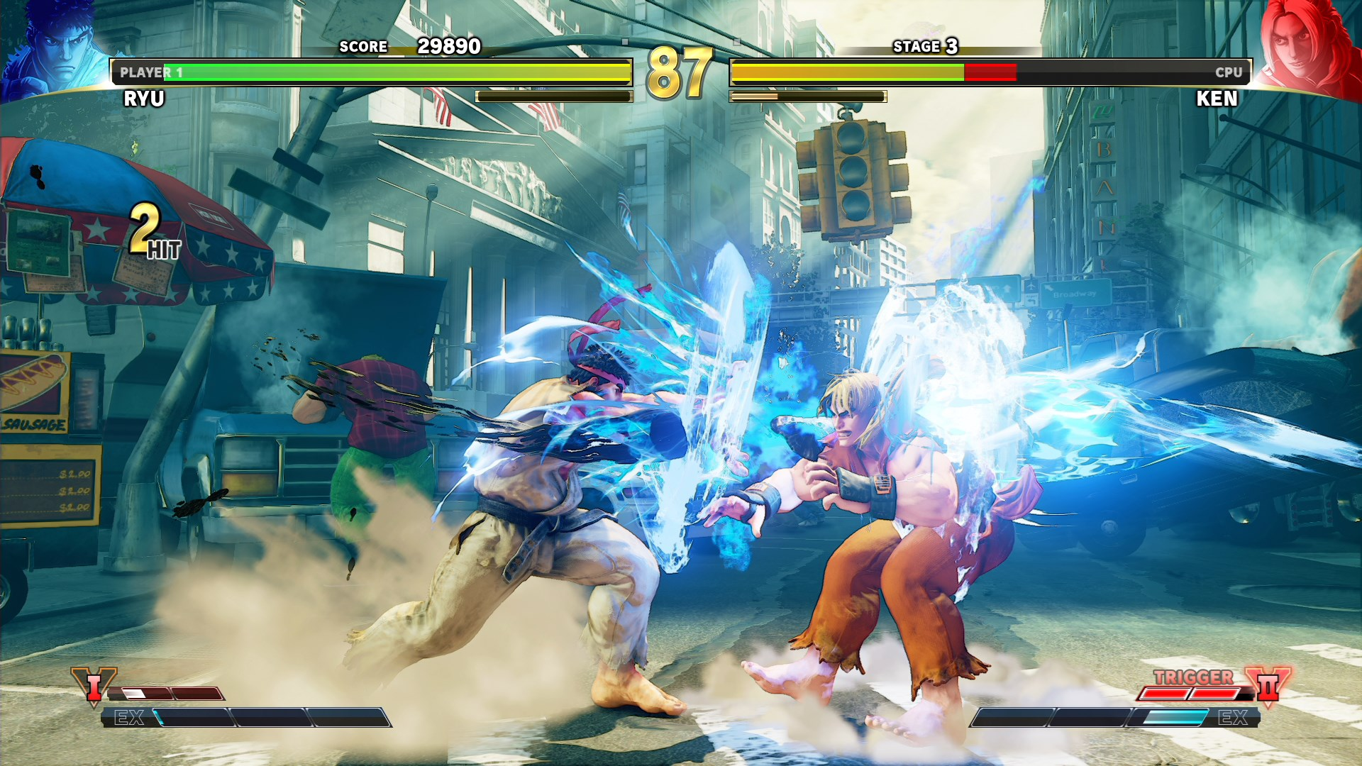 Street Fighter 5 is free-to-play for two weeks from Tuesday